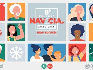 Guanyadors del 8é Concurs de manualitats Nadalenques Nav & Cía. 2020-2021