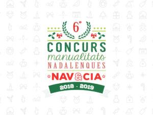 6º Concurs de Manualitats de Nadal NAV&CIA 2018-2019