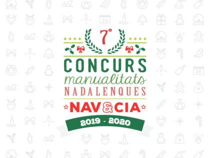 Ajornada la resolució del 7º Concurs de manualitats Nadalenques Nav & Cía 2019-2020