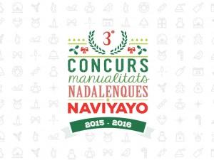 Us convidem a participar en el 3º Concurs de Manualitats Nadalenques NaviYayo 2015-2016