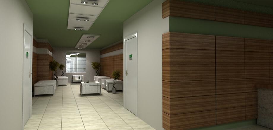 Projecte de reforma i condicionament per a residència d'ancians en Aldeacentenera (Càceres). Arquitecte: Ismael Valencia.