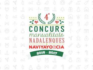 Guanyadors del 4º Concurs de manualitats Nadalenques Naviyayo & Cía 2016-2017