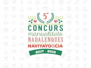 Finalitzat el 5º Concurs de manualitats Nadalenques Naviyayo & Cía. 2017-2018