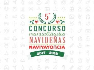 Ganadores del 5º Concurso de manualidades Navideñas Naviyayo & Cía. 2017-2018