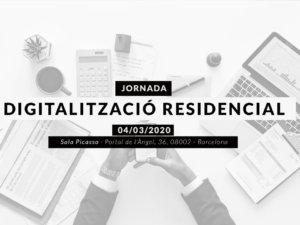 Jornada: Digitalització Residencial