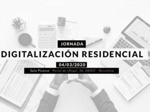 Jornada: Digitalización Residencial